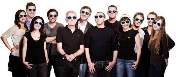 Eté 2012 Une dernière photo d'équipe avant le vent du changement